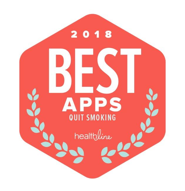 Max Kirsten's Quit Smoking Awarded Best App in 2018 by Healthline