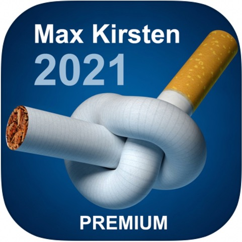 Max Kirsten Quit Smoking App 2021